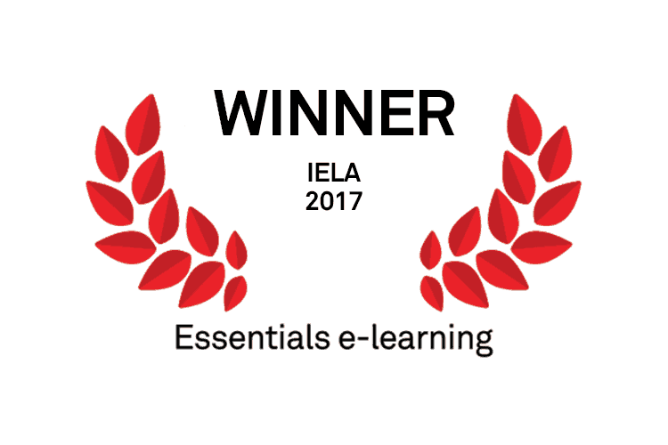 Video Arts Leadership Essentials Wins at IELA Awards 2017, Video Arts