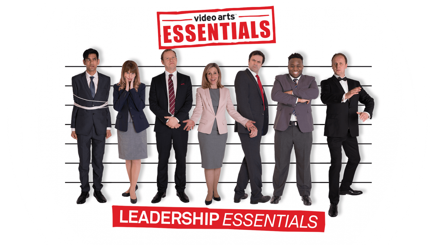 leadership, New video e-learning series helps aspiring leaders take the next step, Video Arts