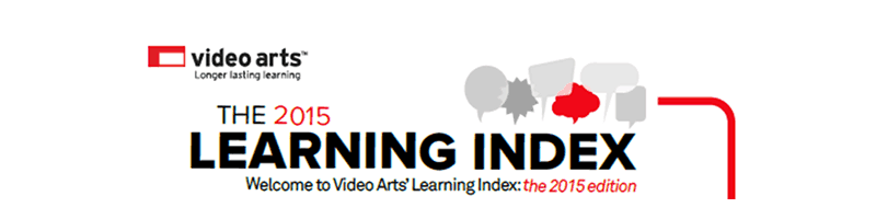 learning, 2015 Learning Index Survey reveals growing demand for off-the-shelf digital learning and video, Video Arts