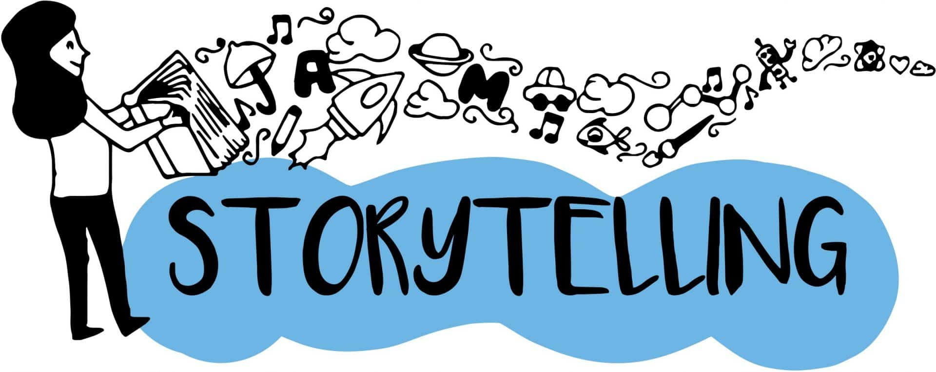 Storytelling…Why it works