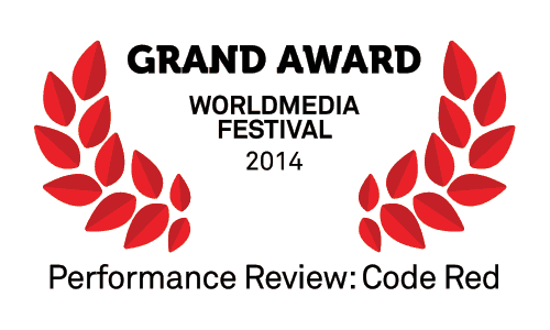 Performance Review: Code Red wins Grand Award, Video Arts